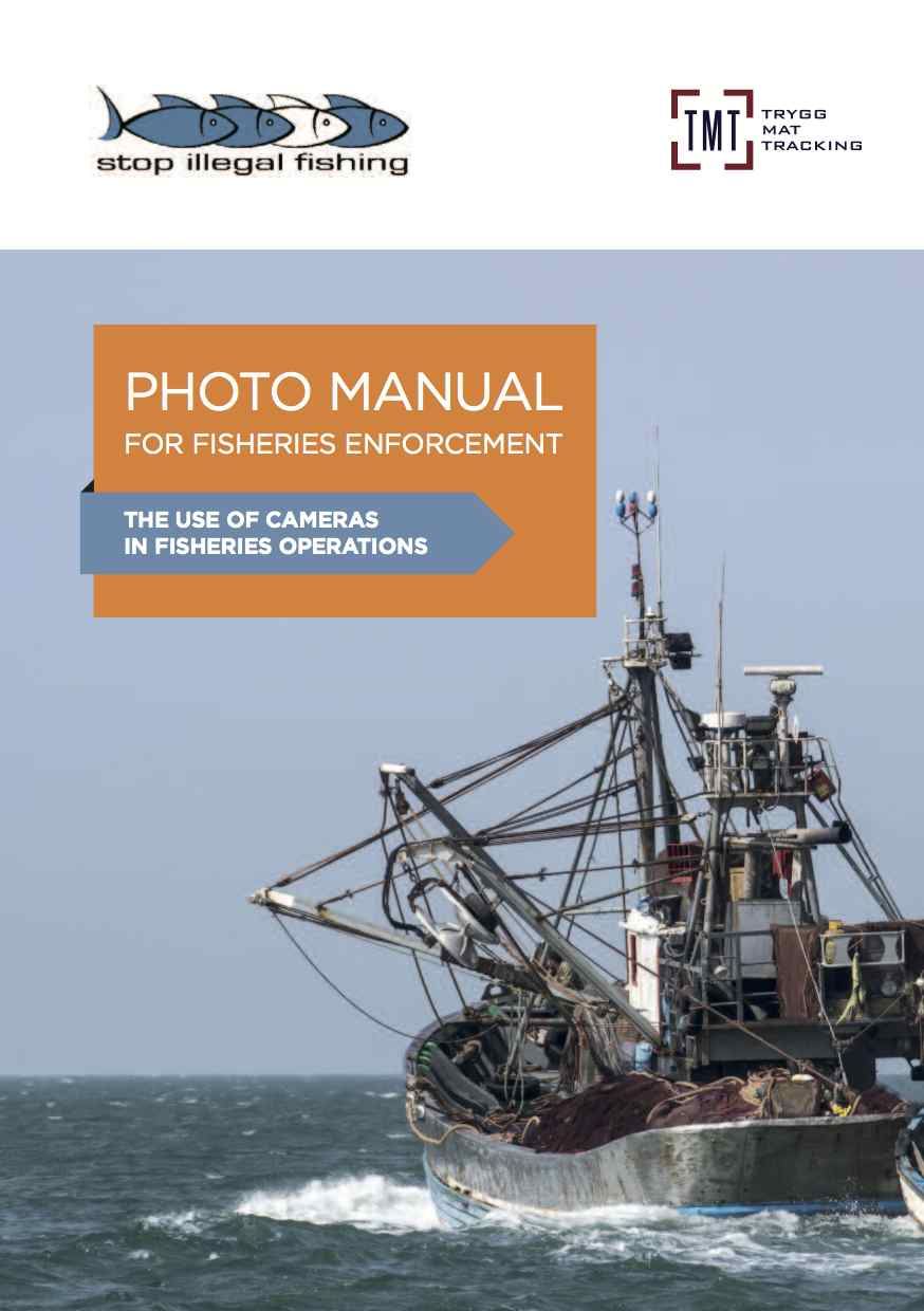 Photo manual for fisheries enforcement